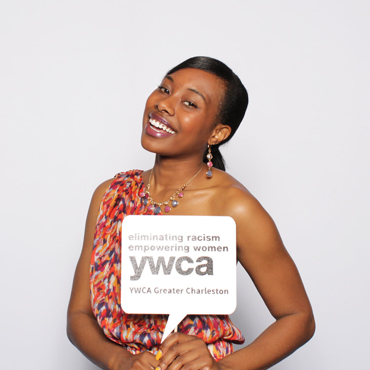 Patrice Witherspoon, YWCA Greater Charleston's women's health educator